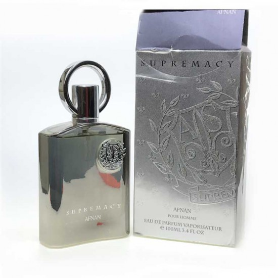 Afnan Supremacy-100ml   Affordable decants and samples   fragnanimous.com