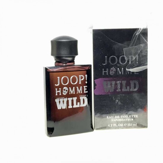 Joop Homme Wild-125ml   Affordable decants and samples   fragnanimous.com